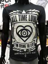 ALL TIME LOW Official Uni-Sex Tee Shirt Various Sizes HYPNO New
