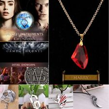 43 style surrounding film television game animation Pendants necklace Jewelry