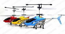 Remote control RC helicopter 2 colours metal helicopters NEW bargain price