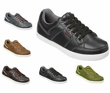 Mens New  Casual Trainers Size 6 to 11 UK - SPORT CASUAL WORK LEISURE - F212
