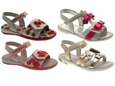 Girls Lelli Kelly Velco Sandals Open Shoes Free Toy Kids Sale Clearance Size 4-2