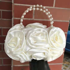Flower Girl Birthday Evening First Holy Communion Handbag Princess Bag