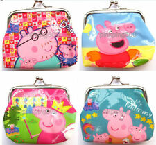 Lot popular Cartoon Children Coin Purse Wallet Hasp package Party Gift I003