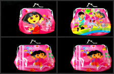 Lot cartoon Girls Children Coin Purse Wallet Hasp package Party Gift I009