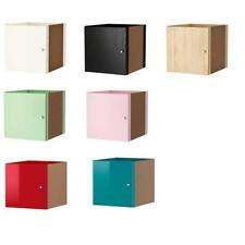 IKEA KALLAX Shelf rack Insert with Door in 7 Colours compatible with EXPEDIT