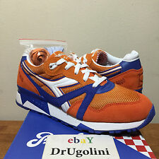 Diadora x Packer Shoes N9000 6-14 DINAMO ZAGREB. patta hanon 24 solebox raekwon