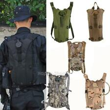 2.5L/3L Tactical Army Outdoor Camping Hydration Water Backpack Bladder Bag Nylon
