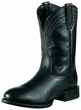 ARIAT - Men's Sport Roper Boots - Black - ( 10010956 ) - New
