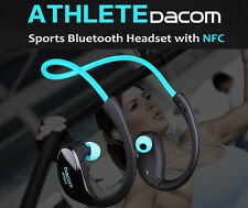 DACOM Athlete NFC Bluetooth wireless Earphone Stereo Headset Gym headphone sport