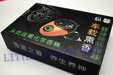 Intelligent memory Incense Burner For Car