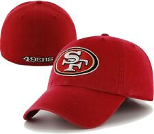 San Francisco 49ers Red Cotton Fitted Franchise Slouch Hat