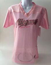 Allegany State Park Juniors Football Jersey Tee (Pink)