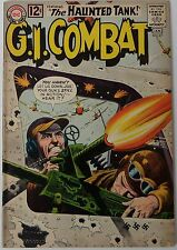 G.I. Combat #97 (Dec 1962-Jan 1963, DC), VFN-NM condition, Haunted Tank