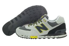 New Balance 574 Running ML574AT Grey Athletic Sneakers Classic Shoes (D, M) Mens