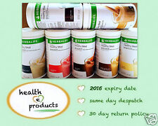 Herbalife FORMULA 1 Shake 550g ✪ Tea's ✪ Protein ✪ Aloe ✪ Other Supplements
