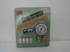 Tire Minder Max SAVE GAS!  Safety Tire Pressure Indicator Kit for26-29 psi Tires