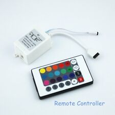 24Key IR Remote Controller For RGB 5050 3528 LED Light Strip 12V