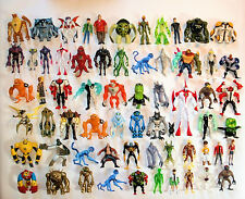Ben 10 Action Figures 10cm -CHOICE of Ultimate,Alien Force,Omniverse Bundle,Lot