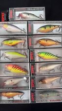1 PC Rapala Shallow Runner Shad Rap SSR-7 Underwater Crankbait Fishing Lure