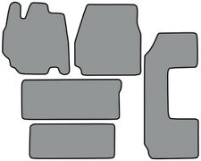 1995-1998 Ford Windstar 2pc Frts 2 Runners & Side Door Cutpile 5pc Floor Mats