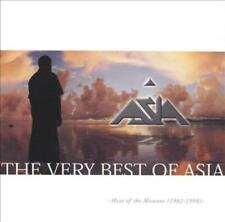 THE VERY BEST OF ASIA: HEAT OF THE MOMENT (1982-1990) NEW CD