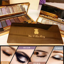 Professional Makeup Eyeshadow Palette Cosmetic Eye Shadow 9 Shimmer Colors Kits