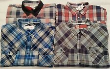 NEW WITH TAGS!!!! JEANS BY BUFFALO shirts XL,2XLT,3XL,3XLT,4XLT