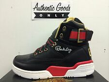 Fabolous X Patrick Ewing x Packer Shoes Aloysius Collab 33 Hi Black rehab teyana