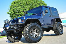 Jeep : Wrangler Rubicon TJ Low Miles, Lifted & Modified!!