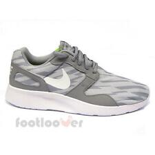 Shoes Nike Kaishi Print 705450 011 man Moda sneakers Grey White Mesh Fashion