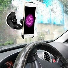 Car Windshield Suction Cup Holder Mount For Samsung Galaxy S6 S4 5 3 Note 4 3 2