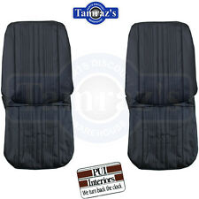 1967 Impala SS Front Seat Upholstery Covers PUI New