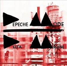 """Sealed Depeche Mode 2 LPS 12"""" Vinyl Two Records Delta Machine with DOWNLOAD CARD"""