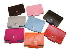card holder fidelity Visit Cb coverage in PU Leather interior pockets