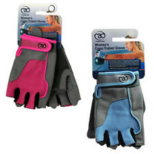 032639 SPORTS DEAL Fitness Mad Womens Cross Training Gym Gloves - Blue or Pink