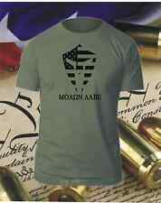 MOLON LABE COME AND TAKE IT THEM AR15 SECOND 2ND AMENDMENT T-SHIRT MILITARY GUN