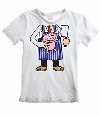 BUTCHER FANCY DRESS KIDS T-SHIRT - Childrens Outfit Costume Part - All Sizes
