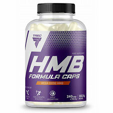 HMB 70-440 Caps. LEAN MUSCLE BUILDER RIPPED FIT PHYSIQUE ATHLETE LOOK NUTRITION