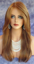 New Fashion Synthetic Wig Natural Long Hair costume Straight women Wigs Party