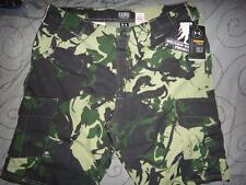 UNDER ARMOUR WOUNDED WARRIOR CAMO CARGO SHORTS 42 40 38 34 32 30 MENS NWT $54.99