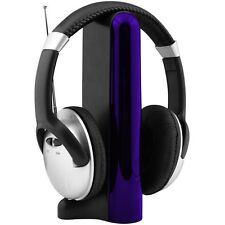 Zone Electronics 4 in 1 Wireless Headphones - Online Chat - FM Radio - Wired
