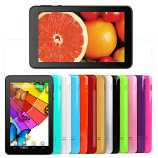 "Kocaso 7"" Tablet Quad Core Dual Camera Android 4.4 +Keyboard 8GB MicroSD Bundle"