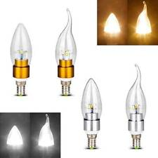 3W E14 5730 SMD LED CANDLE Filament LIGHT screw Candle Light  warm white light