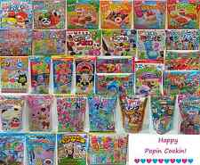 Popin Cookin Happy Kitchen Japanese Candy Fun DIY Kits Kracie Meiji Heart Kabaya