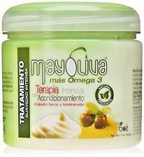 Mayoliva Intensive Conditioning Therapy for Dry & Damaged Hair (Dominican Hair)