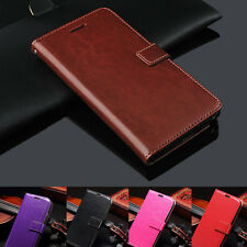 Luxury PU Leather Photo Flip Pouch Wallet Card Case Stand Cover For iPhone 5C