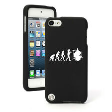 For Apple iPod Touch 4th 5th 6th Rubber Hard Case Cover Evolution Drummer