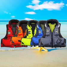Outdoor Sports Adult Safety Foam Buoyancy Aid Kayak Sailing Life Jacket Vest New