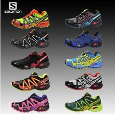 HOT 16 Style New Salomon Hot Speedcross 3 CS Cross-Country Running Outdoor Shoes