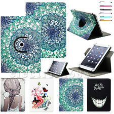 Kids Folio Flip 360 Rotating Universal Leather Stand Case Cover For Acer Tablet